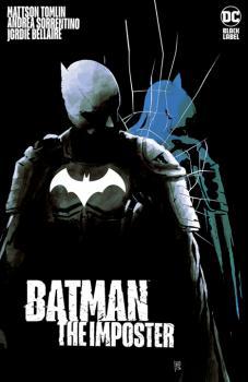 Batman The Imposter HC (Hardcover)