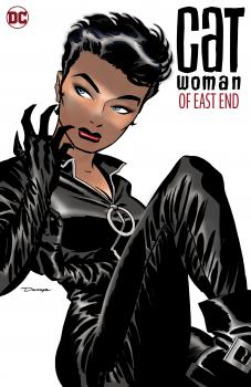 Catwoman of East End Omnibus HC (Hardcover)