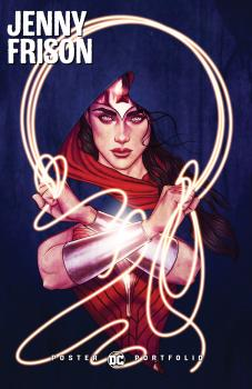 DC Poster Portfolio Jenny Frison TP (Trade Paperback)