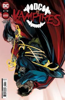 DC VS VAMPIRES #4 (OF 12) CVR A OTTO SCHMIDT