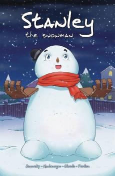 Stanley The Snowman TP (Trade Paperback)