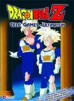 Dragonball Z vol 48 Cell games - Ultimatum DVD