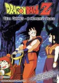 Dragonball Z vol 49 Cell games - A moment of peace DVD