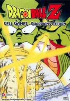 Dragonball Z vol 50 Cell games - Guardian's return DVD
