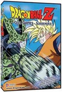 Dragonball Z vol 52 Cell games - Surrender DVD