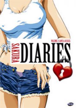 Sakura diaries OVA collection Chapter 02 Love & kisses DVD