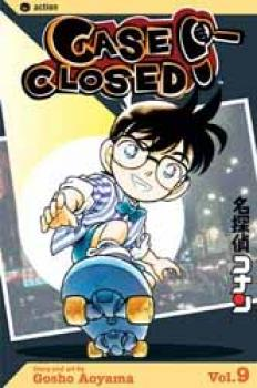 Detective Conan vol 09 Case closed GN