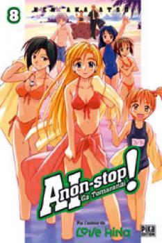 Ai Non-stop ! tome 08