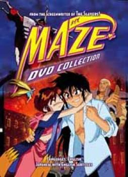 Maze TV collection DVD