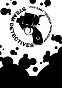 Steam detectives Complete collection Thinpack DVD
