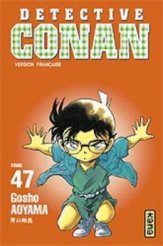 Detective Conan tome 47
