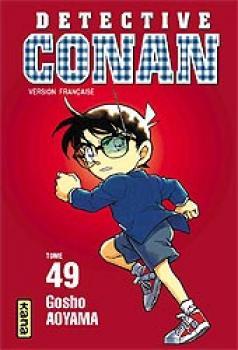 Detective Conan tome 49