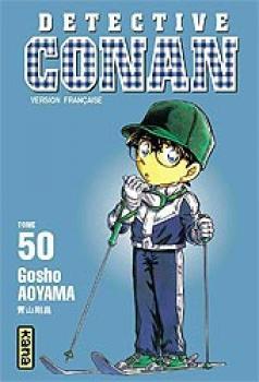 Detective Conan tome 50