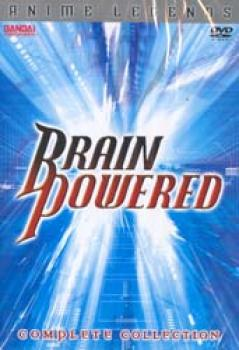 Brain powered Complete collection Anime legends DVD
