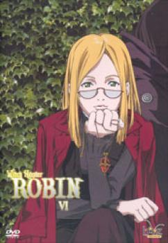 Witch hunter Robin vol 06 DVD PAL NL