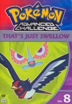 Pokemon Advance challenge vol 08 DVD
