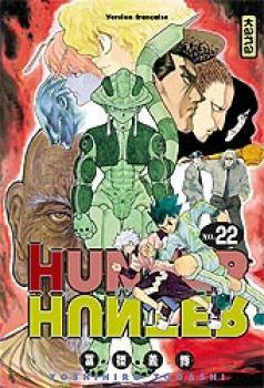 Hunter X Hunter tome 22