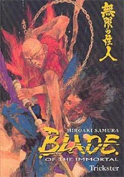 Blade of the immortal vol 15 Trickster GN