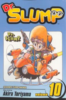 Dr Slump vol 10 GN