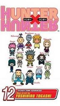 Hunter X Hunter vol 12 GN