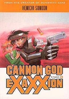 Cannon God Exaxxion vol 05 TP