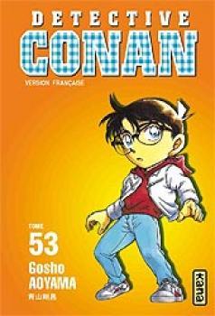 Detective Conan tome 53