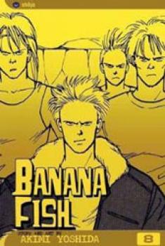Banana fish vol 08 GN