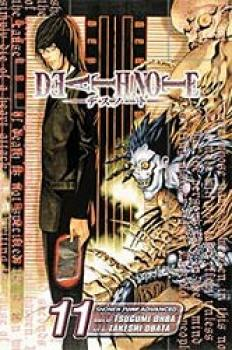 Death note vol 11 GN