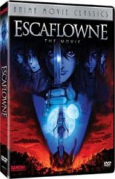Escaflowne The movie (Anime classics) DVD
