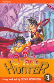 O-parts hunter vol 03 GN