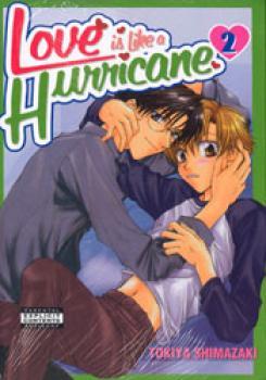 Love is like a hurricane vol 02 GN
