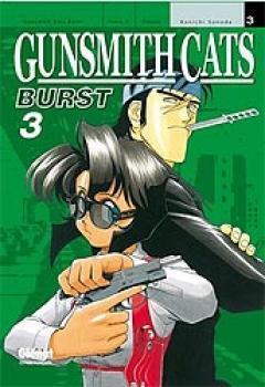 Gunsmith cats Burst tome 03