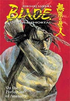 Blade of the immortal vol 17 On the Perfection of Anatomy GN