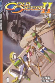 GOLD DIGGER II POCKET MANGA TP VOL 01