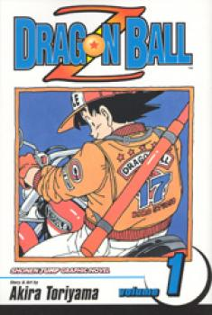 Dragonball Z vol 01 GN