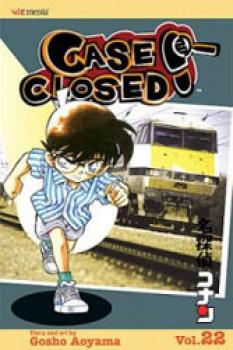 Detective Conan vol 22 Case closed GN