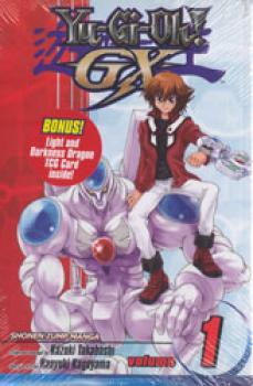 Yu-gi-oh GX vol 01 GN