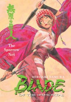 Blade of the immortal vol 18 Sparrow net GN