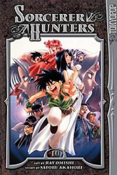 Sorcerer hunters vol 10 new ed GN