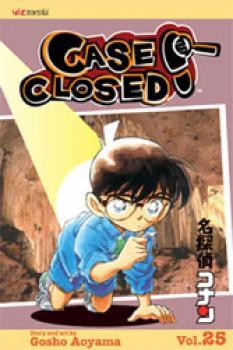 Detective Conan vol 25 Case closed GN