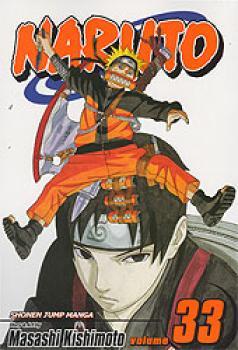Naruto vol 33 GN
