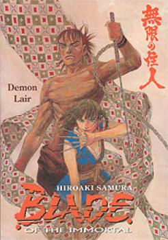 Blade of the immortal vol 20 Demon's lair I GN