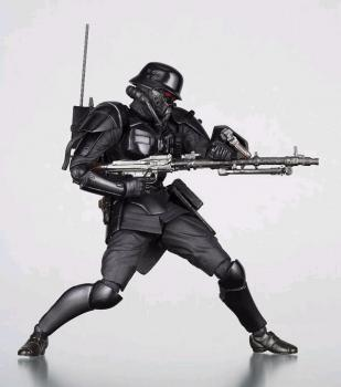 Revoltech Action figure 061 Protect Gear - Kereberos