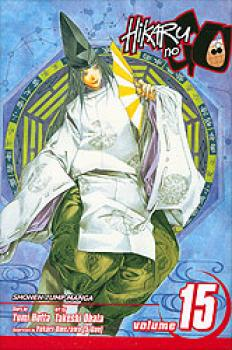 Hikaru no go vol 15 GN