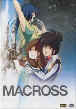 Macross Complete Collection Thinpack DVD