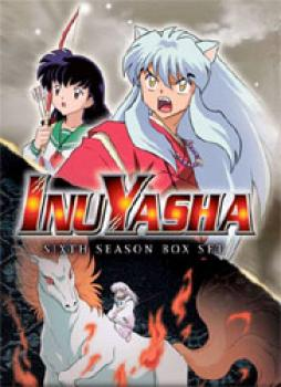 Inu Yasha Season 06 DVD box set