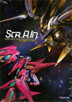 Strain Complete collection DVD box set