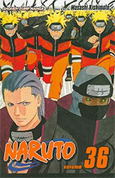 Naruto vol 36 GN