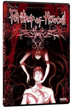 Pet shop of horrors DVD
