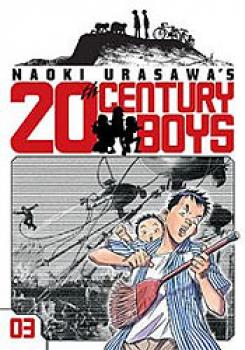 20th century boys vol 03 GN